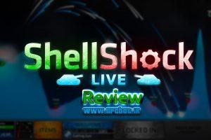 بازی shellshock