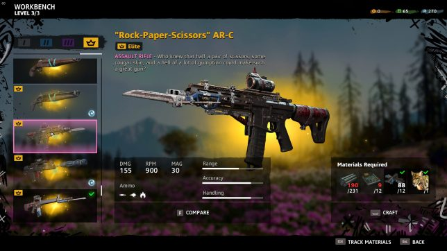 اسلحه های بازی بازی farcry new dawn