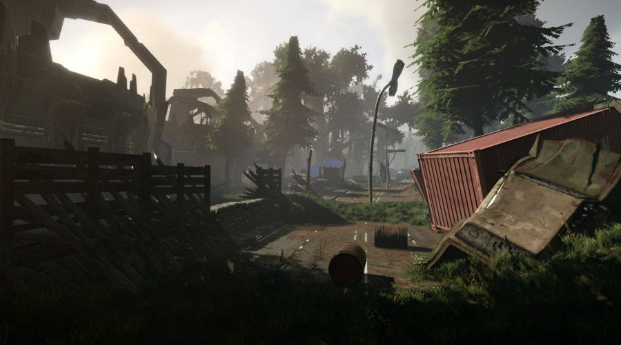 محیط بازی ELEX
