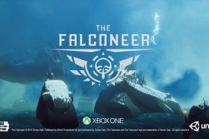 تصویری از بازی The Falconeer
