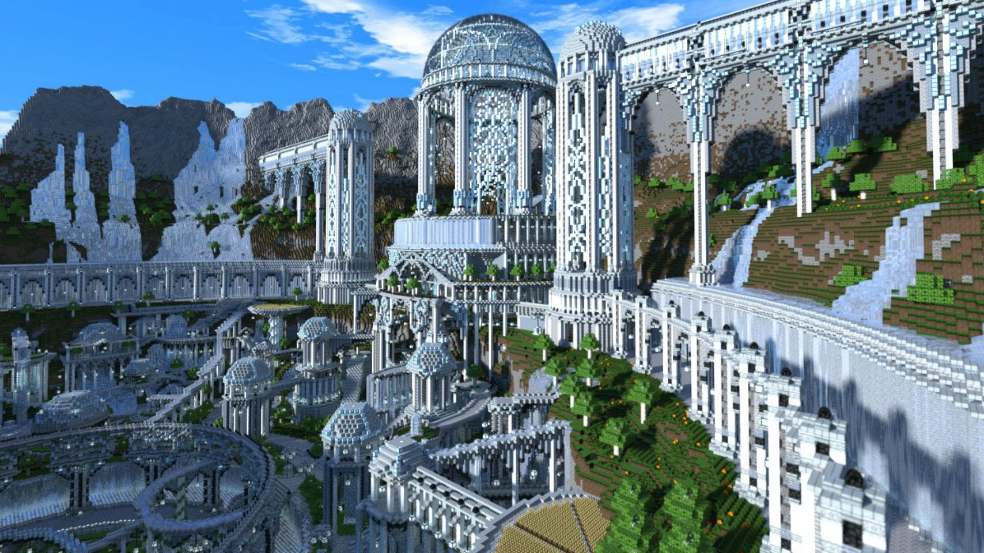 وقت غسل تعمید پیکسلهاست: سرور واتیکان Minecraft تأسیس خواهد شد!